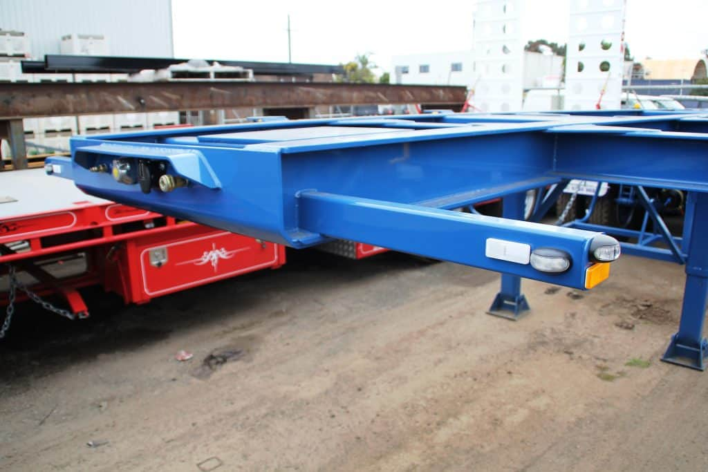 light bar and panel custom trailers perth