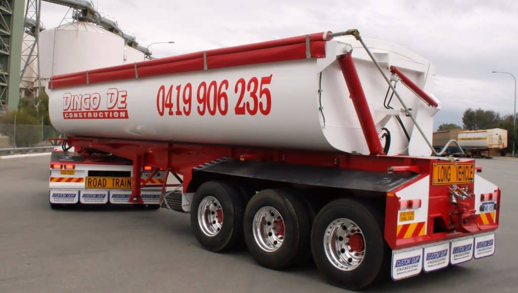 semi-tipper-hire perth