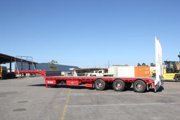 semi-tipper rent to own trailers