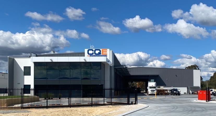 Custom Quip Engineering Relocates Offices
